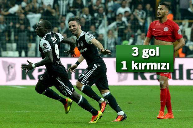Beşiktaş - Antalyaspor canlı anlatım