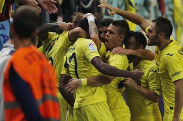 Villarreal: 2 - Las Palmas: 1 | MAÇ SONUCU