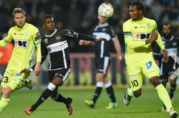 Belçika 1. Lig 11. hafta maçında deplasmanda AS Eupen'e 3 - 2 yenildi