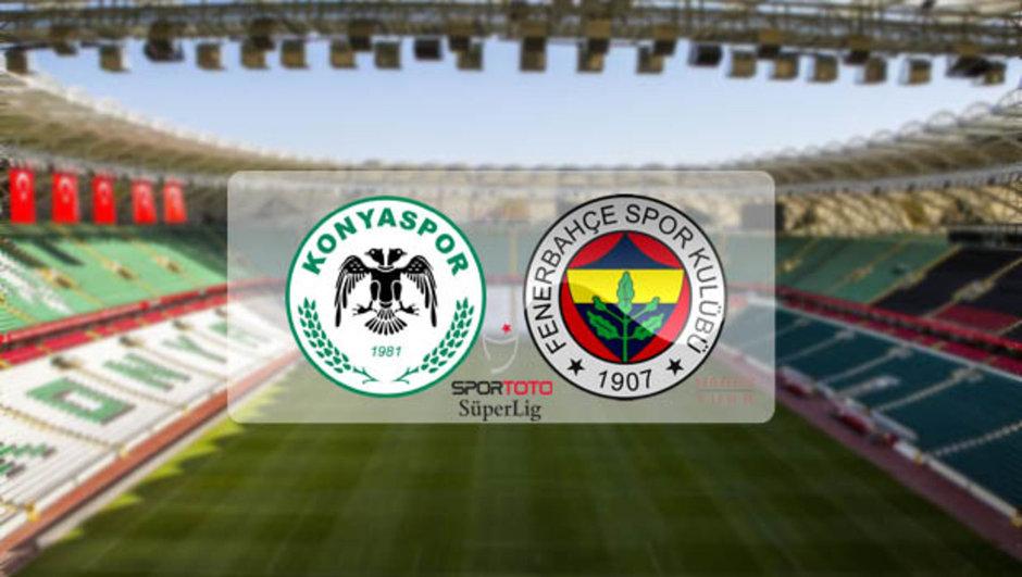Atiker Konyaspor Fenerbahçe
