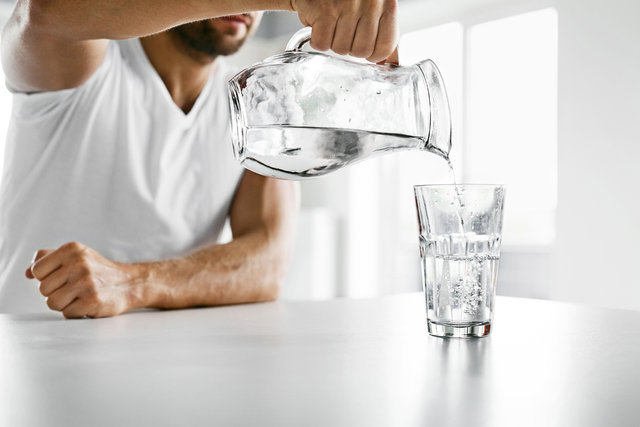 Banyodan sonra su içmek organları yaşlandırır mı?