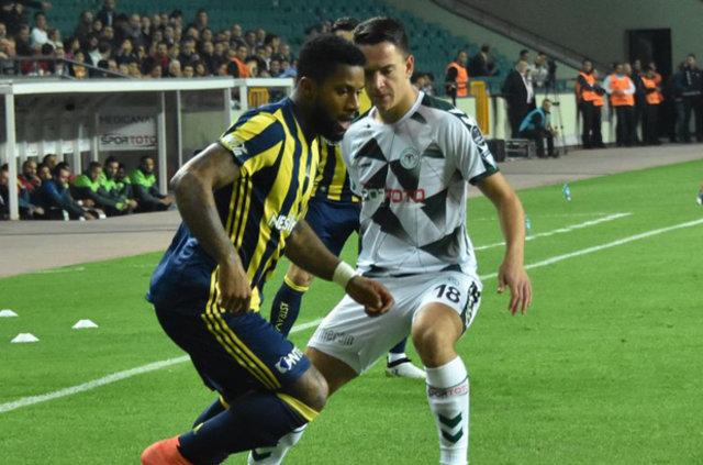 Konyaspor-Fenerbahçe maçının tartışılan kararları