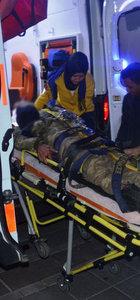 TIR askerlere çarptı: 1 şehit, 1 asker yaralı