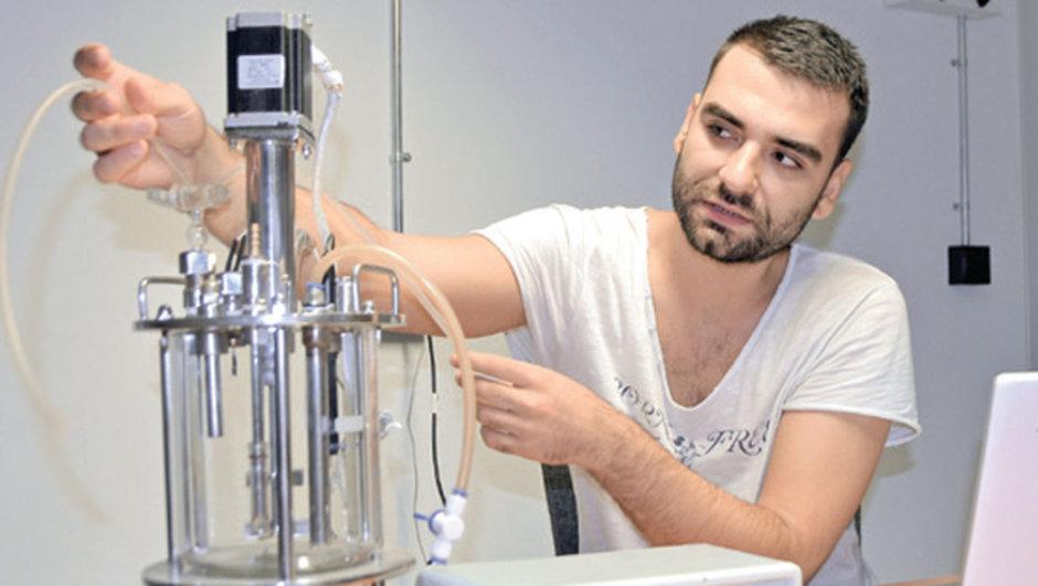 mucit ısı yalıtım malzemesi geri dönüşüm Emre Yağcıoğlu Turgut Mesut Yılmaz