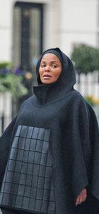 Janet Jackson tesettüre girdi