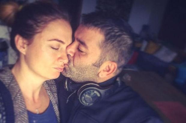 Bülent'ten Ceyda'ya ayrılık öpücüğü