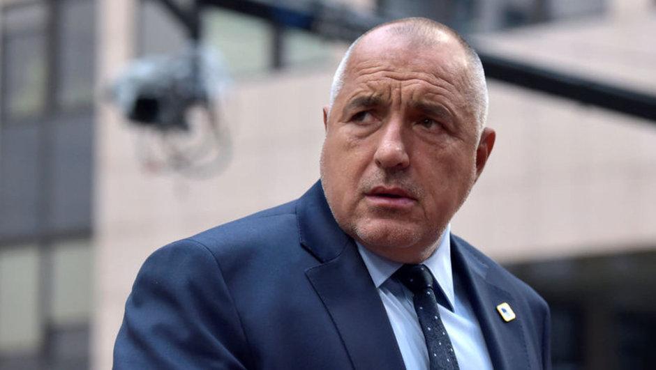 bulgaristan başbakanı borisov