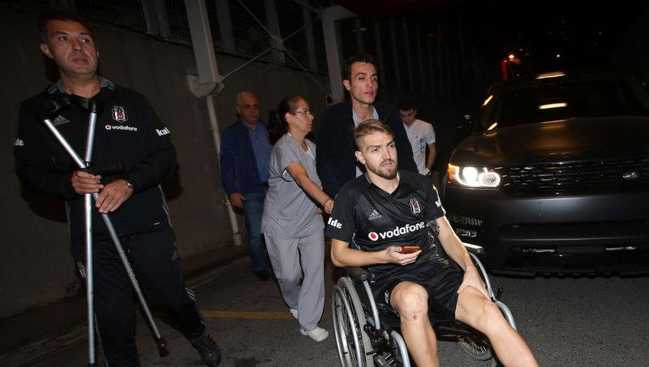 Caner Erkin Beşiktaş Antalyaspor