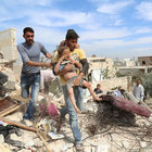 Halep'te daha fazla 'insani mola' yok!