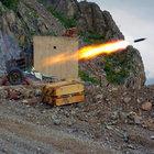 TSK, teröristleri ÇNRA ve Fırtına Obüsleriyle vuruyor