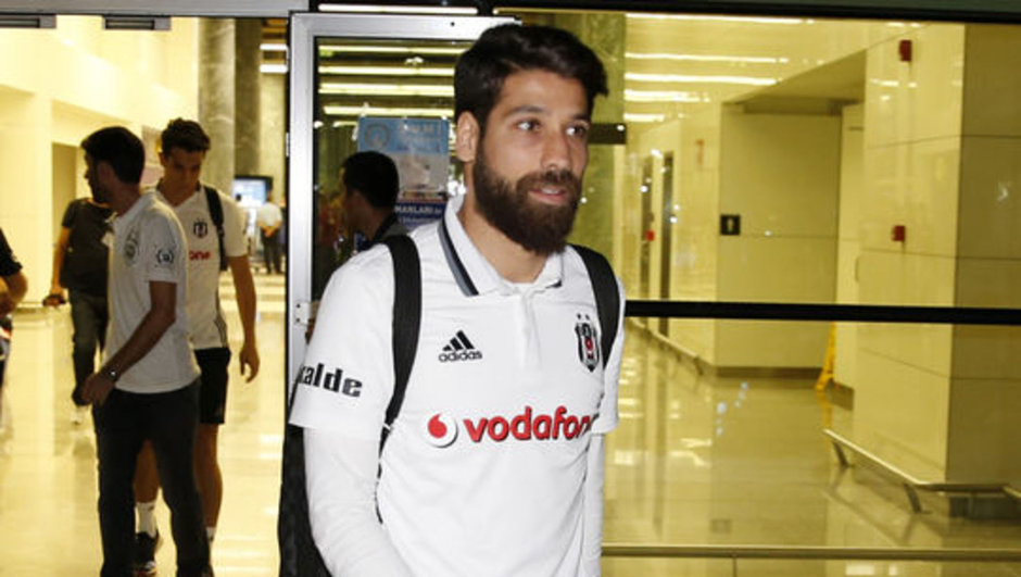 Olcay Şahan Caner Erkin Beşiktaş