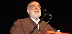 Saadet Partisi'nin yeni genel başkan adayı Temel Karamollaoğlu oldu
