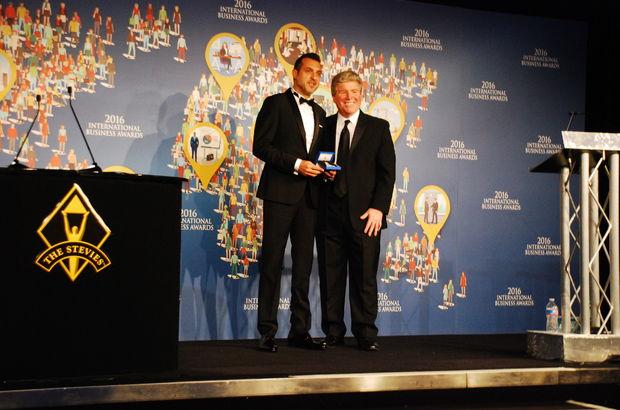 İDO Stevie Gümüş Ödülü