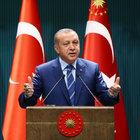 Cumhurbaşkanı Erdoğan'ın BM'nin kuruluş yıl dönümü mesajı