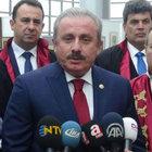 AK Partili Mustafa Şentop: Başkanlık sistemi üniter yapıyı koruyacak