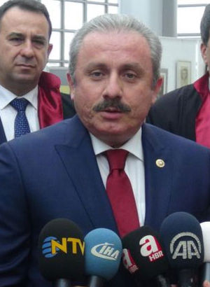 AK Partili Mustafa Şentop: AK Parti tam başkanlık sisteminden yana