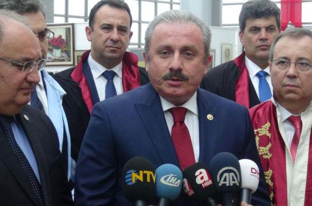 """""""AK Parti tam başkanlık sisteminden yana"""""""