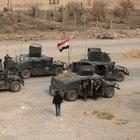 Irak güçleri Karakuş beldesinde kontrolü ele geçirdi