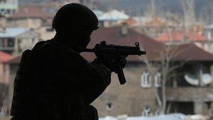 Şırnak'ta terör operasyonu: 2 terörist öldürüldü