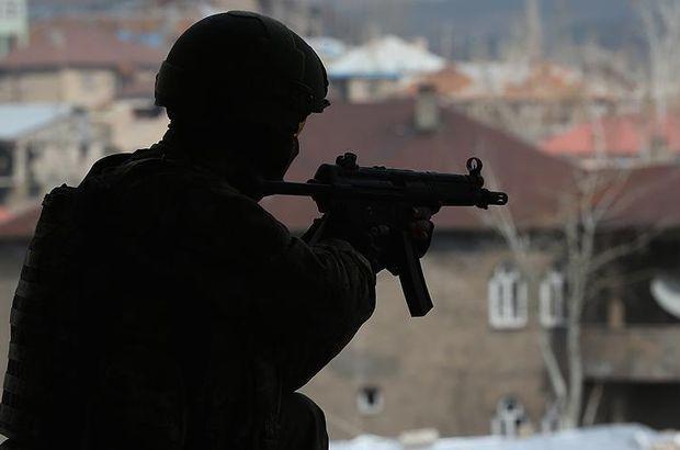 Şırnak'ta teröristlere darbe