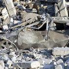 İdlib'e hava saldırısı: 8 ölü, 80 yaralı