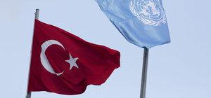 Ankara'da BM'nin 71. kuruluş yıl dönümü resepsiyonu