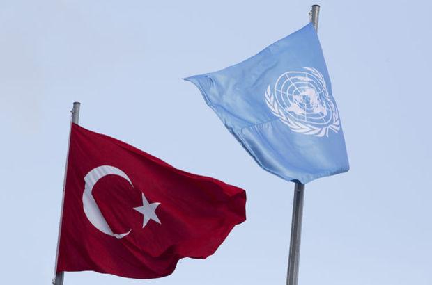 Ankara'da BM resepsiyonu
