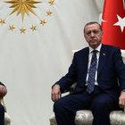 Erdoğan Filistin Devlet Başkanı Abbas ile görüştü