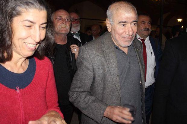 Gözaltına alınan İlyas Salman serbest!