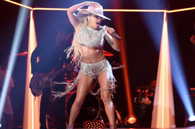 Lady Gaga'nın sokak stili