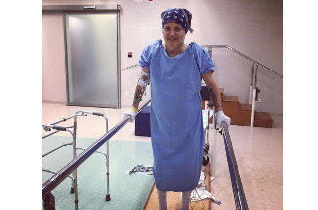 Harun Kolçak: Hastane masraflarını sigortam ödedi