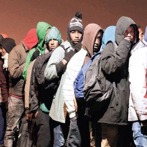 54 milyon göçtü!