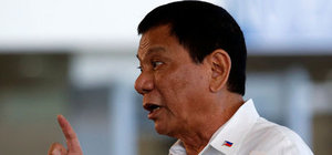 Filipinler Devlet Başkanı Duterte'den ABD'ye sert çıkış