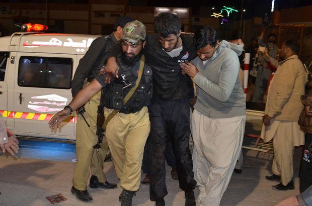 Pakistan'da polis eğitim merkezine saldırı