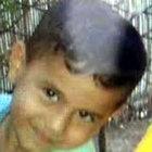 """Cizre'de zırhlı araç """"kazaen"""" 5 yaşındaki çocuğa çarptı"""