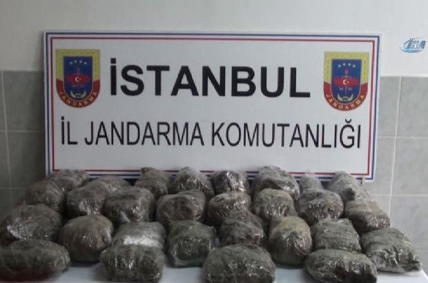 Avcılar'da uyuşturucu operasyonu (video)