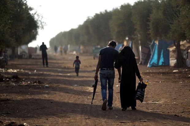 Rusya: 7 gündür Halep'in üzerinden bile uçmadık