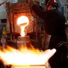Altın ve gümüşün üretim süreci