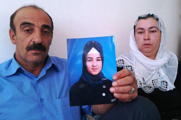 Gaziantep'de 4 ay önce kaybolan kızını arayan baba isyan etti