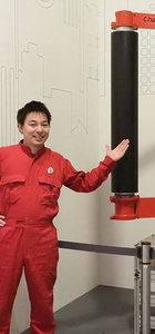 Tayfunla çalışan rüzgar türbinleri Japonya'nın 50 yıllık elektriğini karşılayabilir