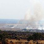 Suriye rejimi sivilleri vurdu!