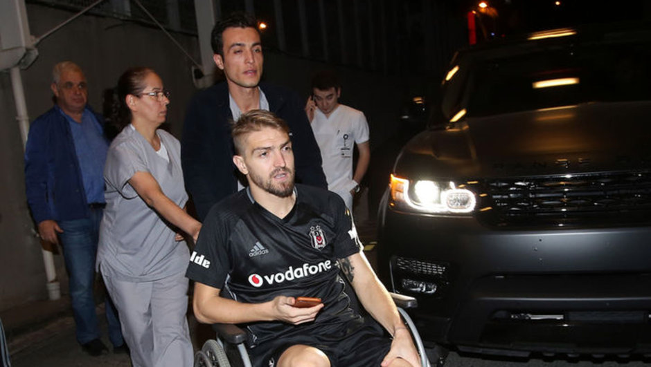 Caner Erkin Beşiktaş Adana