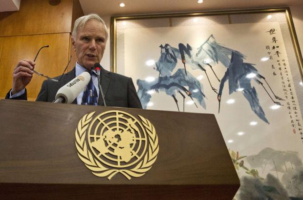 BM Birleşmiş Milletler Haiti
