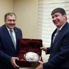 Veysel Eroğlu: Antalyalılar cennete gidince yabancılık çekmeyecek