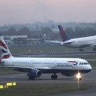 Kanada'da British Airways uçağı acil iniş yaptı