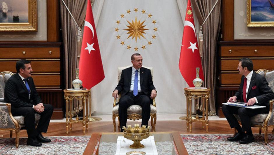 Recep Tayyip Erdoğan Bülent Tüfenkci