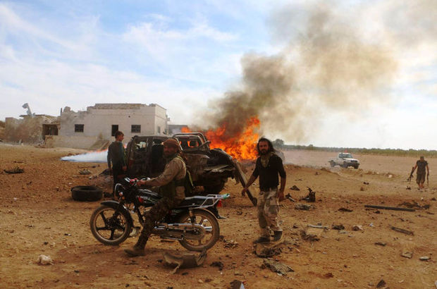 Suriye Esad rejimi PYD
