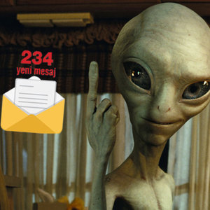 Uzaydan gelen 234 gizemli sinyal!