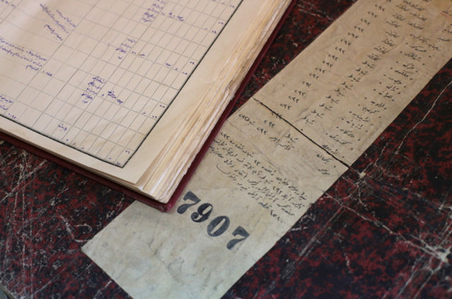 Musul ve Kerkük'ün tapuları Türk arşivlerinde