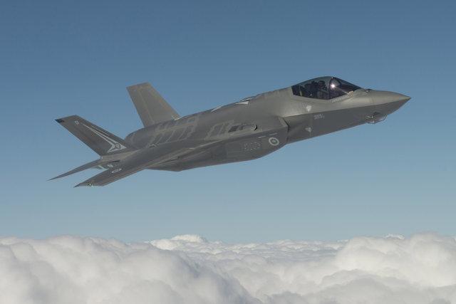 ABD Hava Kuvvetleri Komutanı F-35'ten övgüyle bahsetti